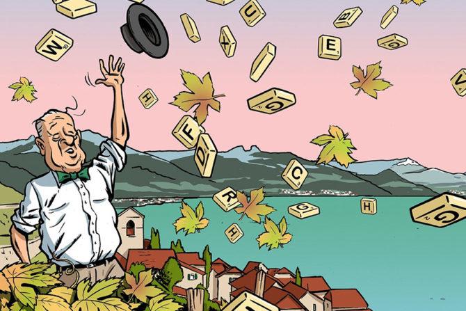 Les 1res Automnales du Scrabble à Montreux