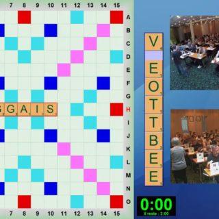 18e Coupe d'Europe Interclubs de Scrabble à Lausanne – Partie 2