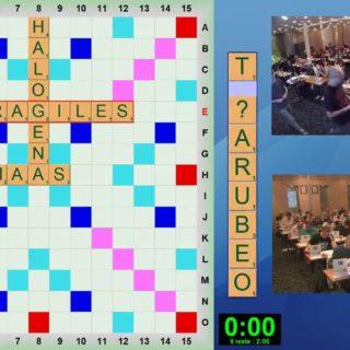 18e Coupe d'Europe Interclubs de Scrabble à Lausanne – Partie 3
