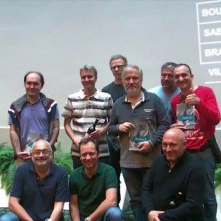 18e Coupe d'Europe Interclubs de Scrabble à Lausanne – Remise des prix